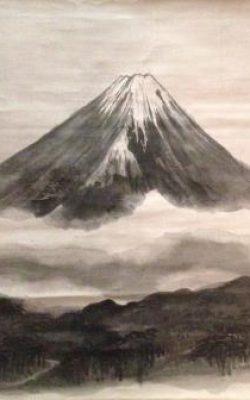 Tani-Bunchô-2.-Le-mont-Fuji kiko yodev qi gong japonais web